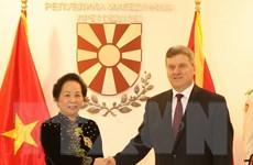 Việt Nam coi trọng và phát triển quan hệ với Macedonia