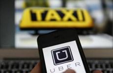 Chính phủ Thái Lan chính thức ra lệnh cấm dịch vụ taxi Uber