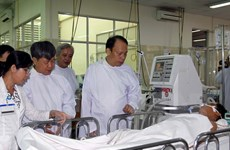 Bệnh viện Chợ Rẫy điều trị thành công cho nhiều người nước ngoài