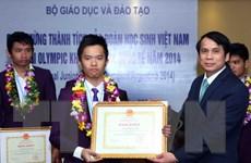 Việt Nam đạt thành cao nhất sau 7 kỳ Olympic khoa học trẻ quốc tế
