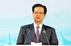 Thủ tướng kêu gọi các quốc gia bảo vệ nguồn nước sông Mekong