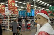 """Đồng ruble mất giá, nước Nga trở thành """"thiên đường"""" mua sắm"""