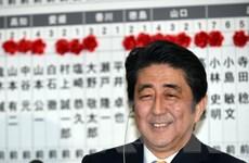 Tổng Bí thư chúc mừng Chủ tịch Đảng Dân chủ Tự do Nhật Bản