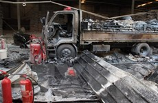 Giao tranh ác liệt tại Bắc Libya, ít nhất 22 binh sỹ bị sát hại