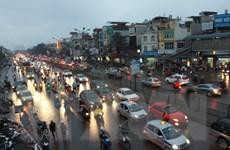 Hà Nội đảm bảo an toàn giao thông trong dịp Tết Nguyên đán