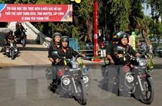 TP.HCM triển khai đợt cao điểm tấn công tội phạm đến Tết