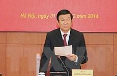 Ban Chỉ đạo Cải cách tư pháp vạch ra nhiệm vụ trọng tâm của 2015