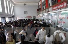 TP.HCM: Gian nan mua vé về quê ăn Tết tại Bến xe miền Đông