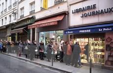 Các hiệu sách bán Charlie Hebdo tại Bỉ bị đe dọa tấn công