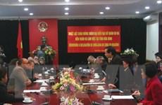 Tăng cường đoàn kết hữu nghị giữa nhân dân Việt Nam và Cuba