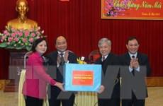 Phó Thủ tướng làm việc với tỉnh Yên Bái và Ban Chỉ đạo Tây Bắc