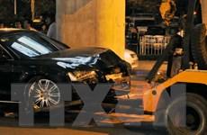 Vụ tai nạn ôtô tại Tân Sơn Nhất: Một nạn nhân đã tử vong