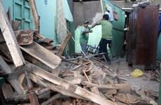 Động đất mạnh 5,9 độ Richter ở ngoài khơi đảo Đài Loan