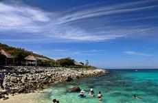 Tour tham quan 4 đảo trên vịnh Nha Trang hút khách đầu năm