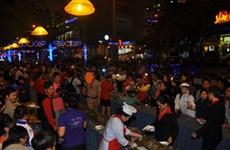 Bánh tét dài 40m - Kỷ lục cuối của Yasaka-Sài Gòn-Nha Trang