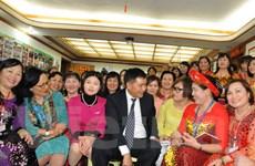 Lao động Việt Nam tại Macau hân hoan chào đón Tết cổ truyền