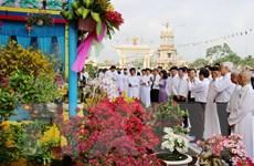 Hơn 80.000 người dự Đại Lễ Đức Chí Tôn ở Hội thánh Cao Đài