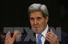 Ngoại trưởng Mỹ Kerry hội đàm với các nhà lãnh đạo Trung Đông
