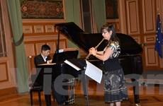 Hòa nhạc ở Paris vì nạn nhân chất độc da cam/dioxin Việt Nam