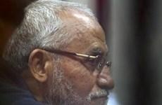 Ai Cập tuyên án tử hình 22 người ủng hộ Anh em Hồi giáo