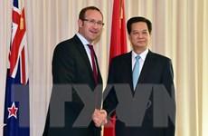 Tuyên bố chung quan hệ đối tác toàn diện Việt Nam-New Zealand