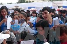 TP Hồ Chí Minh tuyển dụng 65.000 lao động trong quý 2 tới