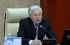 Chủ tịch Hạ viện Kazakhstan bắt đầu thăm chính thức Việt Nam