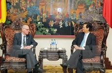 Truyền thông Đức: Quan hệ hợp tác Đức-Việt ngày càng hiệu quả