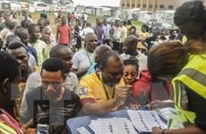 Các điểm bỏ phiếu ở Nigeria mở cửa để cử tri bầu tổng thống