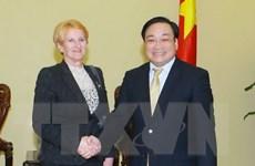 Việt Nam luôn coi trọng phát triển quan hệ với Slovakia