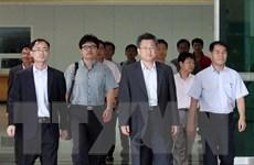 Hàn Quốc quyết đàm phán với Triều Tiên về mức lương tại Keasong