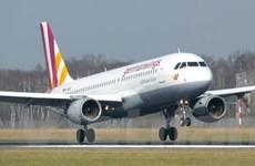 Máy bay của hãng Germanwings hạ cánh khẩn cấp tại Venice