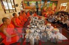 Đồng bào Khmer ở Bạc Liêu vui đón Tết Chôl Chnăm Thmây 2015