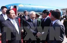 Tổng Bí thư Nguyễn Phú Trọng thăm tỉnh Vân Nam của Trung Quốc