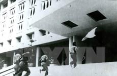 Xây bia tưởng niệm chiến sỹ Biệt động Sài Gòn ở Dinh Độc Lập