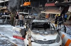Ba người chết trong vụ đánh bom ngoài Lãnh sự quán Mỹ ở Iraq