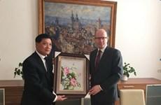 Séc coi trọng quan hệ hợp tác truyền thống với Việt Nam