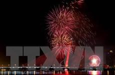 Đại diện 5 châu lục dự thi bắn pháo hoa quốc tế Đà Nẵng