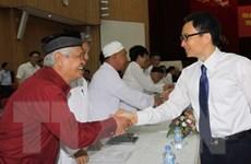 Phát huy vai trò tôn giáo trong thực hiện nếp sống văn hóa