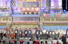 Bế mạc Festival Nghề truyền thống Huế lần thứ VI-2015