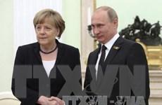 Giải quyết khủng hoảng Ukraine, khôi phục quan hệ Nga-Đức