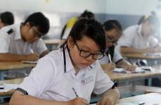 Thi thử THPT sẽ giúp học sinh làm quen với kỳ thi chính thức