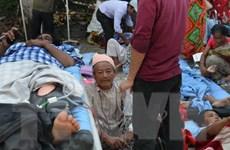 Nepal: Sân bay quốc tế Kathmandu phải đóng cửa vì động đất