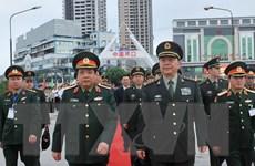 Tăng cường hợp tác quốc phòng biên giới hai nước Việt-Trung