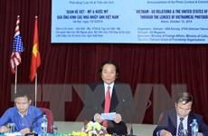 Gần 2.000 bức ảnh tham dự cuộc thi Quan hệ Việt Nam và Mỹ