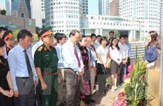 Người Việt ở Singapore và Thái Lan kỷ niệm ngày sinh Bác