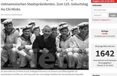 Nhà báo Đức viết bài báo cảm động về Chủ tịch Hồ Chí Minh