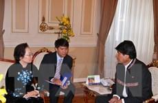 Tổng thống Evo Morales: Bolivia luôn coi Việt Nam là tấm gương