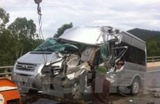 Nghệ An: Tai nạn trên Quốc lộ 1A, ít nhất 6 người thương vong