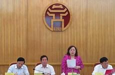 Bà Nguyễn Thị Bích Ngọc được bầu làm Chủ tịch HĐND Hà Nội